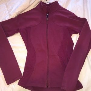 Lululemon pinkish/purple jacket. NWOT